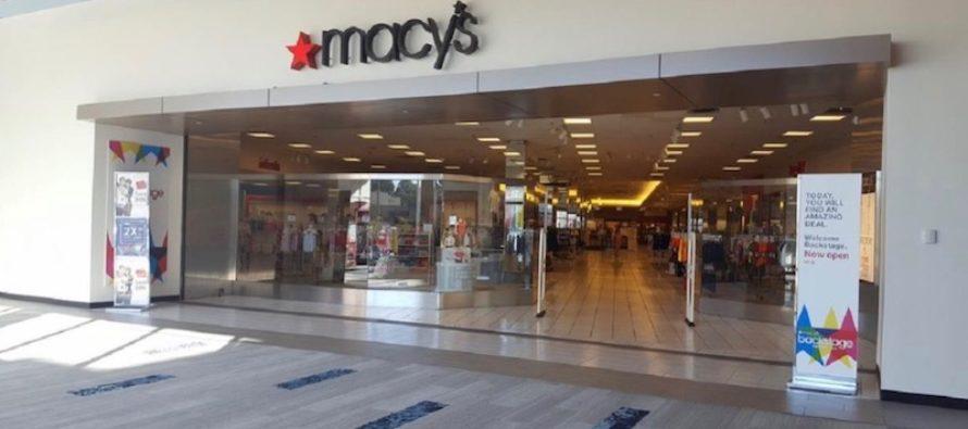Macy's planea contratar temporalmente a 80 mil personas en toda la nación