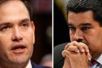 Marco Rubio sobre Venezuela: «El régimen está realmente estancado»
