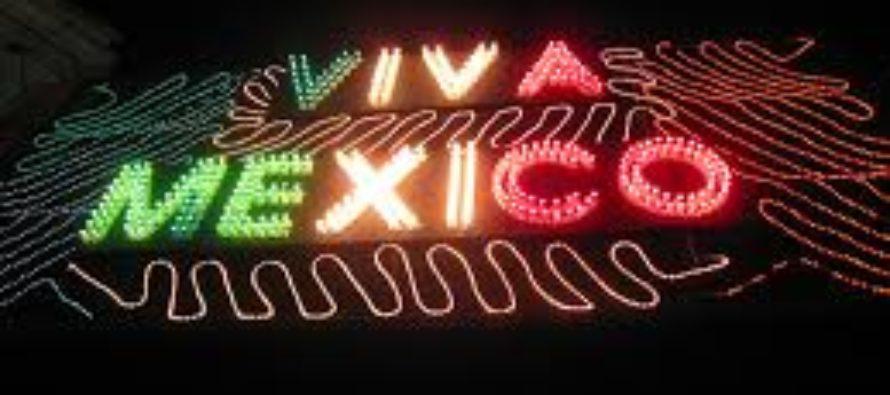 Consulado de México  celebra Fiestas Patrias