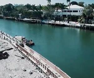 Plan de Miami Beach para salvar la ciudad de eventual inundación está generando polémica en la comunidad