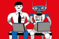 Sálvese quien pueda: Los robots causan desempleo tecnológico