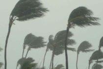 Tormenta tropical Jerry se convirtió este jueves en huracán categoría 1
