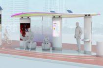 Equipo de Ferrari diseñó nuevas paradas de autobuses de Miami Beach