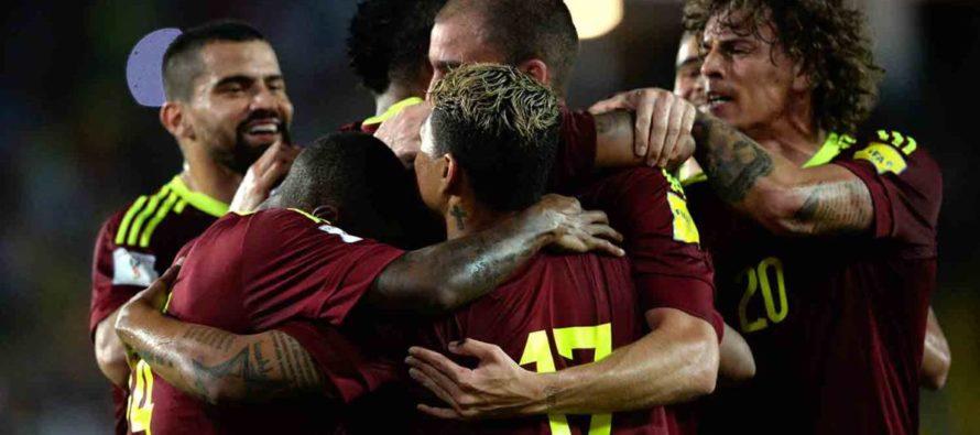 La Vinotinto lista para enfrentar a Colombia en el Hard Rock Stadium