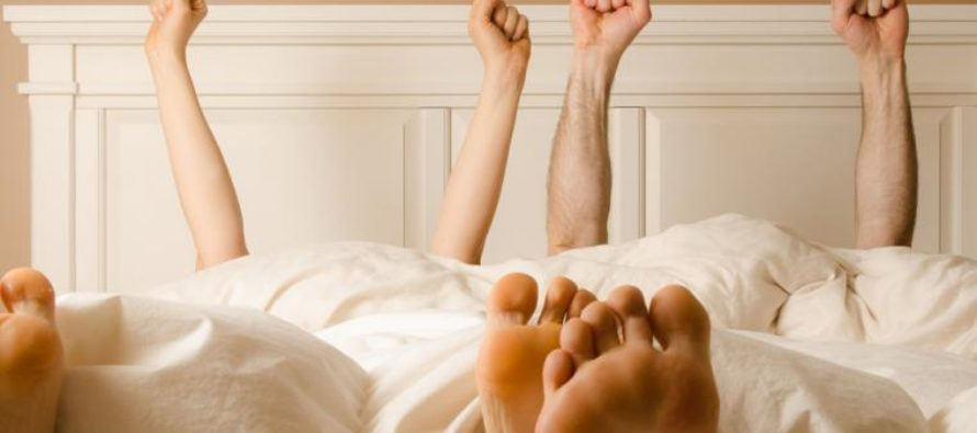 Practicar sexo: un ejercicio muy sano para el corazón