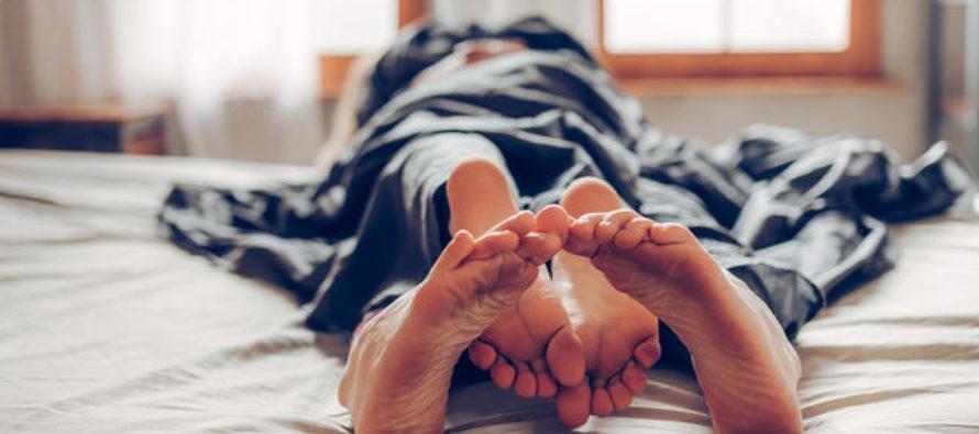 ¿Sexo antes o después de hacer ejercicio?