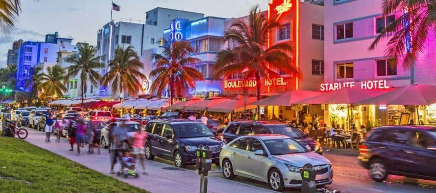 Hombre Armado Robó En Un Local De Turismo Miami Beach