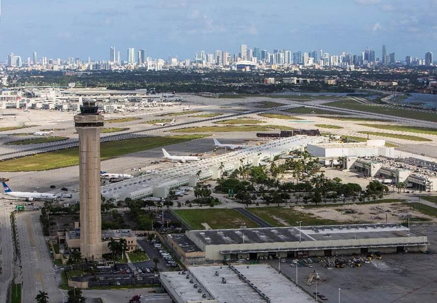 aeropuerto internacional de miami inició pruebas de