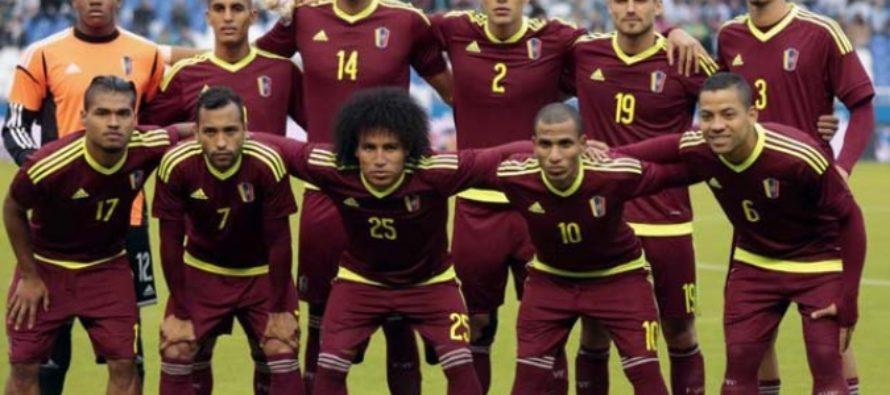 Dudamel cambia selección Vinotinto para enfrentamiento con Colombia