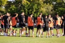 Países hermanos en duelo futbolístico Vinotinto y Tricolor