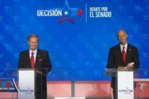 Candidatos por Florida al Senado de EE UU protagonizaron un debate lleno de acusaciones