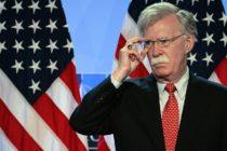 John Bolton hablará este jueves de la política de EE UU con respecto a Latinoamérica