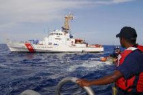 Guardia Costera de EE.UU. homenajeó a unos 2,000 agentes del cuerpo en Opa-Locka