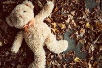 Roban oso de peluche en donde una madre guardaba las cenizas de su bebé