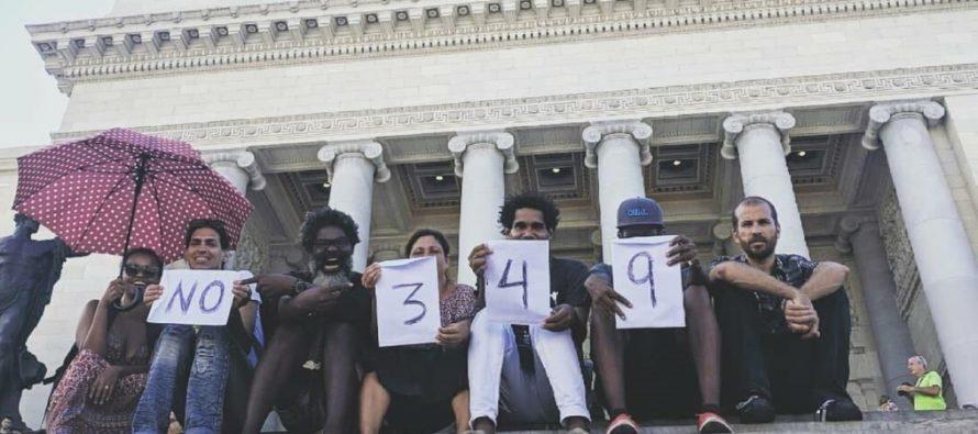 Fundación de Derechos Humanos Cuba: Decreto 349  reprime libertad de crear