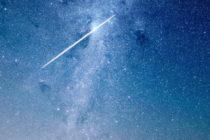Fotógrafo captó el momento exacto en el que un meteoro explotó en Inglaterra