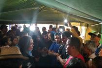 Angelina Jolie escuchó testimonios de refugiados venezolanos en Perú