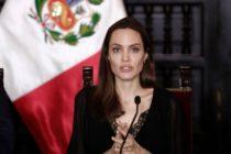 Angelina Jolie solicitó apoyo para los refugiados venezolanos