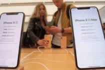 Apple reconoció que los modelos iPhone XS tienen un problema en la cámara