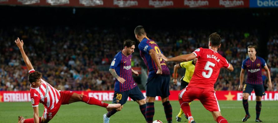 Liga española lleva a los fanáticos discusión sobre juego en Miami