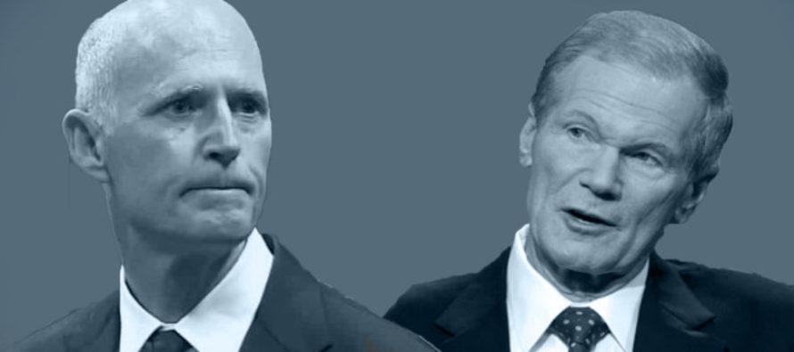 La marea roja: un escollo en el camino de Rick Scott al Senado