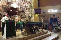 Anuncian misas en la Ermita de la Caridad para conmemorar el mes de la Hispanidad