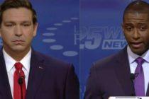 DeSantis y Gillum se insultan en el debate final de Florida