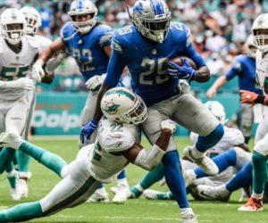 Dolphins cayeron por primera vez en Miami esta temporada