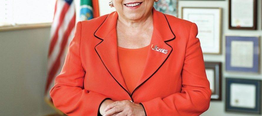 Nueva oficina de Donna Shalala profundizará vínculos con la comunidad de Miami