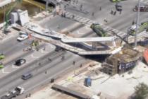 Ingeniero del Departamento de Transporte de Florida vaticinó colapso del Doomed Bridge
