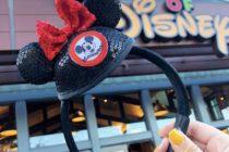 Reabrió la tienda World of Disney de Disney Springs con nueva imagen visual
