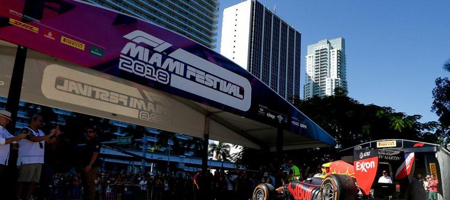 Gran Premio de F1 traería un gran impacto económico en Miami