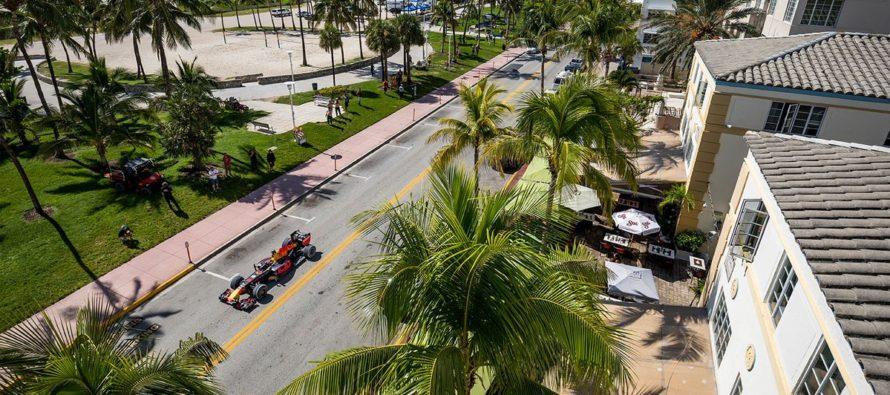 Miami será sede del Festival de F1 en octubre