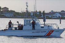Guardia Costera rescató a cinco pasajeros a cinco millas al sur de Key West