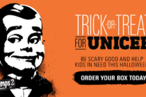 UNICEF: niños ayudarán a otros pequeños en Halloween