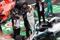 Hamilton entra al club de los pentacampeones de la F1