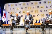 III Diálogo Presidencial: ex mandatarios fijan posiciones sobre democracias latinoamericanas