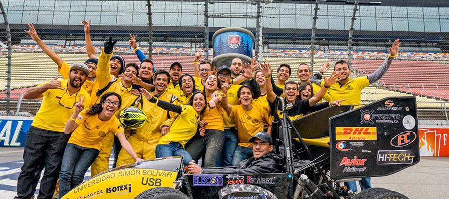Formula SAE USB Venezuela: excelencia académica a alta velocidad