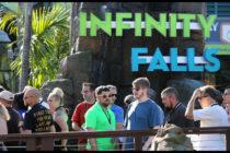 'Infinity Falls' es la nueva espectacular atracción de SeaWorld