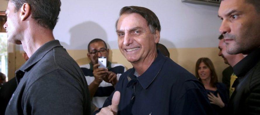 Sobredosis: Este Bolsonaro que viste y calza
