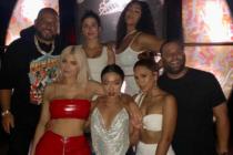 Kylie Jenner viajó con su hija Stormi a disfrutar de Miami