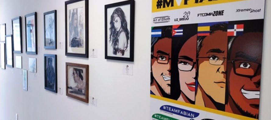 Urbe Pro Arte: exposición de arte para exaltar la herencia hispana en EE UU
