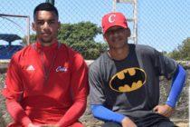 Hermanos cubanos Mesa impresionaron a cazatalentos en el Marlins Park