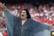 Mundo de la lírica y los medios triste por fallecimiento de Montserrat Caballé