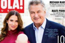 El clan Baldwin en la portada ¡HOLA! USA