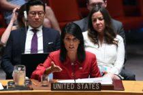 Nikky Haley: EEUU continuará al lado del pueblo cubano hasta que sea libre