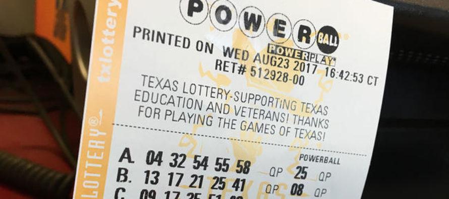 Powerpot Jackpot repartirá $ 625 millones en su próximo sorteo