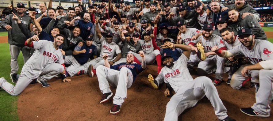 Medias Rojas están de regreso a la Serie Mundial en MLB