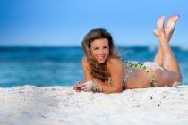 Ex reina de belleza Siluandra Scheffer motiva a luchar por los sueños