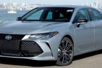 Toyota Avalon: buenos argumentos para adquirir un auto híbrido